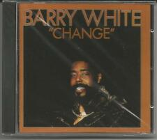 "BARRY WHITE  ""Change"" CD Unlimited Gold Records RG 181000 NEU & OVP /Sealed"