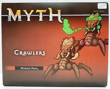 Myth Crawlers Minion Pack Megacon Games 2014 Miniature Expansion MCX5001