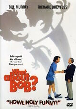 WHAT ABOUT BOB DVD - SINGLE DISC EDITION - NEW UNOPENED - BILL MURRAY