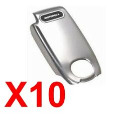 Lot Of 10 Oem Motorola i710, i730, i733, i736 Standard Battery Door Good Used