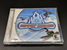 Rippin Riders Snowboarding Ripping Riders Sega Dreamcast EX+NM COMPLETE!