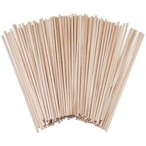 bacchette per zucchero filato macchina 4 aroma Aroma farbaroma NUOVO 50 bastoncini di legno