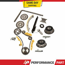Timing Chain Kit VCT Selenoid Actuator Gear for GM Ecotec 2.0L 2.4L