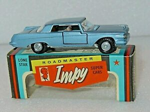 LONE STAR IMPY 12 CHRYSLER IMPERIAL HARDTOP. SUPERB MODEL. EXCELLENT CLEAN BOX.