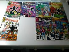Fallen Angels 8 Issue Limited Series -  7 Issues Lot: #1, #2, #3, #4, #5, #7, #8