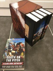 Blood Bowl Novel Box Set by Matt Forbeck