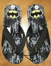 DC Comics Batman flip flops, Men's size 11/12, NWT