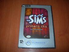 LOS SIMS PRIMERA CITA PC EXPANSIÓN (EDICIÓN ESPAÑOLA PRECINTADO)