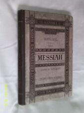 Handel The Messiah W.T.Best