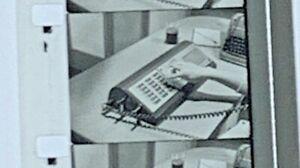 "Advertising 16mm Film Reel - Bell System ""Have a Talk"" 60 sec (PNB18)"