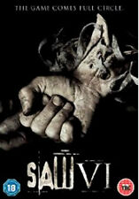 DVD:SAW VI - NEW Region 2 UK