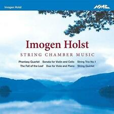 Imogen Holst - String Chamber Music (NEW CD)