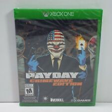 Payday 2 Crimewave Edition - Xbox One - Brand New (Look Description) A2100