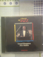 I MAESTRI DEL JAZZ - LIONEL HAMPTON, HOT MALLETS - (ED. DE AGOSTINI)  CD