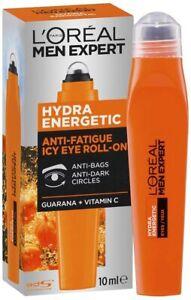 L'Oreal Paris Men Expert Hydra Energetic Anti-Fatigue Eye Roll-on 10ml
