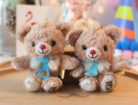 Disney Store Japan UniBEARsity Strap Chain Keychain Keyring Charm Plush Doll Toy