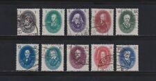 Gestempelte Briefmarken aus Deutschland (ab 1945) mit Technik-Motiv als Satz