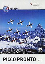 Picco Pronto ( Swiss Air Force PC-7 Team ( Atemberaubende Bilder der Flugshow ))