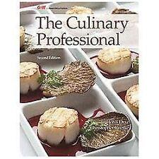 The Culinary Professional textbook by John Draz & Christopher Koetke, 2nd Ed