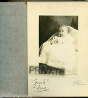 1916 Photo in Folder-ALLEN Family, (John Jones Allan), B) May 27,1916-Cute BABY