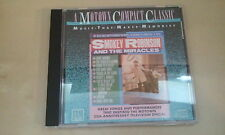 CD--SMOKEY ROBINSON AND THE MIRACLES--MOTOWN --ALBUM