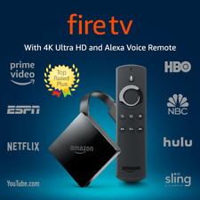 Amazon Fire TV Pendant Streaming Media Player, 3rd Gen, with 4K Ultra HD Alexa