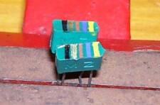 2 Condensateurs STEAFIX Mica Argenté NEUFS 470pF - 250V - 0,47nF  Silver Mica