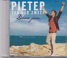 Pieter van der Zweep-Door Jou promo cd single