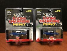 Racing Champions 1960 Chevy Impala Gold Rim Chase Lot Of 2 EM3582