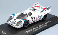 Model Car Scale 1:43 Ixo Model Porsche 917K N.22 Martini Winner Lm Mar