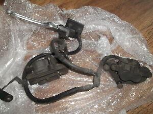 yamaha fz6 fazer front brake calipers complete