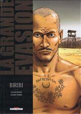 BD DELCOURT--EO--LA GRANDE EVASION / TOME 1 - BIRIBI--RICARD/THOMAS
