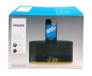 Philips Dockingstation Appel Ipod Iphone Ipad Schwarz