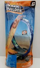 Hot Wheels Track Builder LOOP IT Track Set