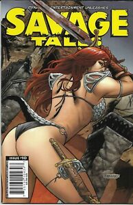 SAVAGE TALES (2007) #10 -New Back Issue