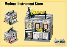 Custom instruction, consisting of LEGO elements - Modern Instrument Store