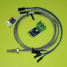 1PCS MAX6675 Module + K Type Thermocouple Temperature Sensor for Arduino New