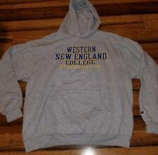 VTG WNEC Western New England Champion hoodie Sweatshirt College school of law