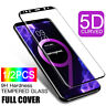 1/2x For Samsung Galaxy S9 S8 Plus Full Cover Tempered Glass Screen Protector Yc