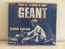 CD 2 titres Comedie musicale Jimmy RENAUD HANTSON Geant Photo moto 9031 73619 2