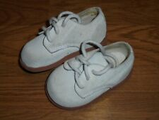 Ralph Lauren Baby preppy white Morgan Oxford loafers size 2