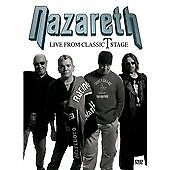 NAZARETH - LIVE FROM CLASSIC T STAGE NEW DVD