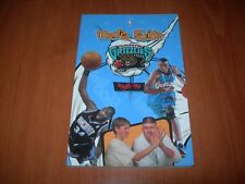 VANCOUVER GRIZZLIES 98/99 NBA MEDIA GUIDE