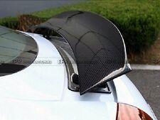For Audi 08 TT MK2 (Type 8J) Rear Trunk Spoiler Boot Wing OE Type Carbon Fiber