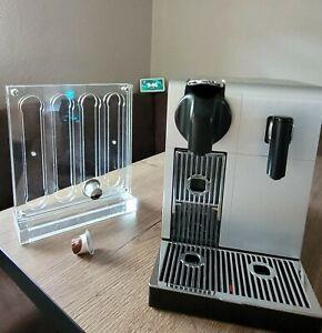 DeLonghi Nespresso EN750.MB Lattissima Pro Silber