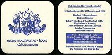 Bierdeckel Ostsee Brauhaus AG - Hotel Kühlungsborn Lkr. Rostock Mecklenburg-V.