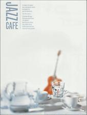 JAZZ CAFE TAB & Notes Jazz Standards Sheet Music Book Songbook Album Shop Soiled