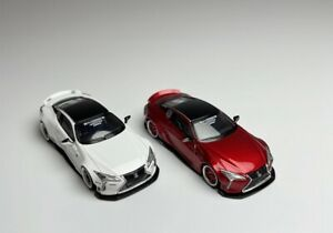 Preorder Master 1:64 Lexus LC500 LBWK Diecast Models Toys Car Collection Gifts