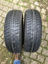 2 x 175/60/15  DUNLOP STREET RESPONSE NEW NEVER FITTED