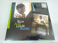 "Ella Fitzgerald and Louis Armstrong Again 2016 - 2 x LP Vinilo 12"" NUEVO - 2T"